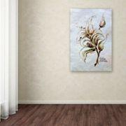 Trademark Fine Art 'Coffea Arabica' Canvas Wall Art