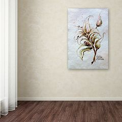 Trademark Fine Art 'Coffea Arabica' Canvas Wall Art