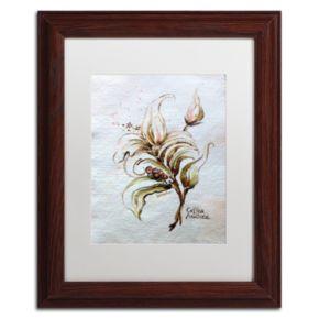 "Trademark Fine Art ""Coffea Arabica"" Framed Wall Art"