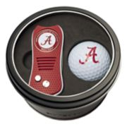 Team Golf Alabama Crimson Tide Switchfix Divot Tool & Golf Ball Set