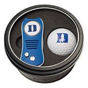 Team Golf Duke Blue Devils Switchfix Divot Tool & Golf Ball Set