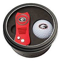 Team Golf Georgia Bulldogs Switchfix Divot Tool & Golf Ball Set