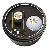 Team Golf Georgia Tech Yellow Jackets Switchfix Divot Tool & Golf Ball Set