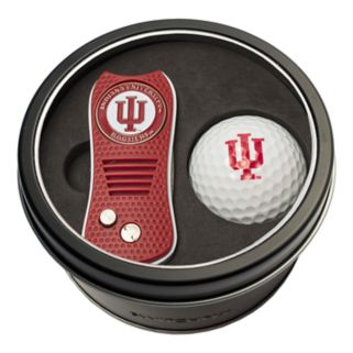 Team Golf Indiana Hoosiers Switchfix Divot Tool & Golf Ball Set