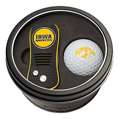 Team Golf Iowa Hawkeyes Switchfix Divot Tool & Golf Ball Set