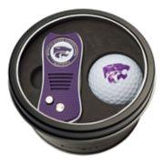 Team Golf Kansas State Wildcats Switchfix Divot Tool & Golf Ball Set