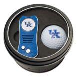 Team Golf Kentucky Wildcats Switchfix Divot Tool & Golf Ball Set