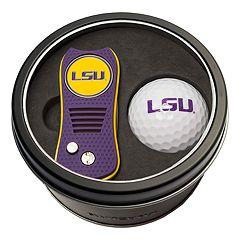 Team Golf LSU Tigers Switchfix Divot Tool & Golf Ball Set
