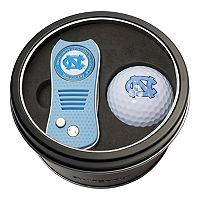 Team Golf North Carolina Tar Heels Switchfix Divot Tool & Golf Ball Set