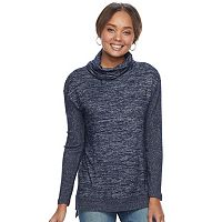 Women's SONOMA Goods for Life™ Marled Cowlneck Sweater