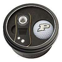 Team Golf Purdue Boilermakers Switchfix Divot Tool & Golf Ball Set