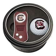 Team Golf South Carolina Gamecocks Switchfix Divot Tool & Golf Ball Set
