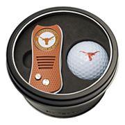Team Golf Texas Longhorns Switchfix Divot Tool & Golf Ball Set
