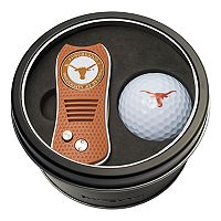 Team Golf Texas Longhorns Switchfix Divot Tool & Golf Ball Set