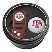 Team Golf Texas A&M Aggies Switchfix Divot Tool & Golf Ball Set