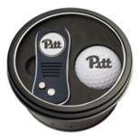 Team Golf Pitt Panthers Switchfix Divot Tool & Golf Ball Set