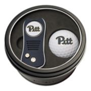 Team Golf Pitt Panthers Switchfix Divot Tool & Golf Ball Set
