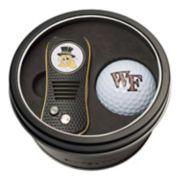 Team Golf Wake Forest Demon Deacons Switchfix Divot Tool & Golf Ball Set