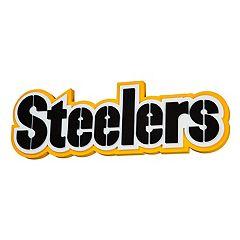 Pittsburgh Steelers 3D Fan Foam Logo Sign