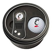 Team Golf Cincinnati Bearcats Switchfix Divot Tool & Golf Ball Set