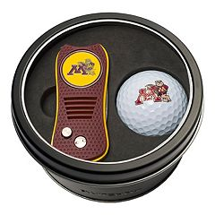 Team Golf Minnesota Golden Gophers Switchfix Divot Tool & Golf Ball Set
