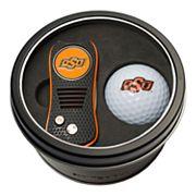 Team Golf Oklahoma State Cowboys Switchfix Divot Tool & Golf Ball Set