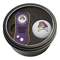 Team Golf East Carolina Pirates Switchfix Divot Tool & Golf Ball Set