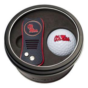 Team Golf Ole Miss Rebels Switchfix Divot Tool & Golf Ball Set