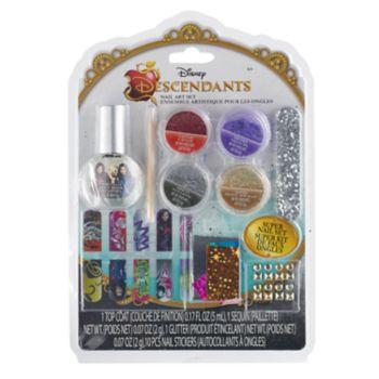 Disney's Descendants Girls 6-12 Super Nail Art Set