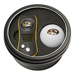 Team Golf Missouri Tigers Switchfix Divot Tool & Golf Ball Set