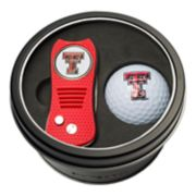 Team Golf Texas Tech Red Raiders Switchfix Divot Tool & Golf Ball Set