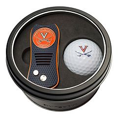 Team Golf Virginia Cavaliers Switchfix Divot Tool & Golf Ball Set