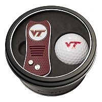Team Golf Virginia Tech Hokies Switchfix Divot Tool & Golf Ball Set