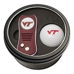 Team Golf Virginia Tech Hokies Switchfix Divot Tool & Golf Ball Set