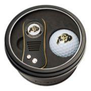 Team Golf Colorado Buffaloes Switchfix Divot Tool & Golf Ball Set
