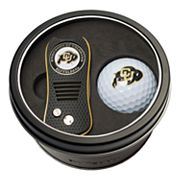 Team Golf Colorado Buffaloes Switchfix Divot Tool & Golf Ball Set