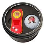 Team Golf Maryland Terrapins Switchfix Divot Tool & Golf Ball Set