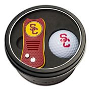 Team Golf USC Trojans Switchfix Divot Tool & Golf Ball Set