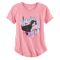 Disney's Elena of Avalor 'Adventure Awaits' Girls 7-16 & Plus Size Tee