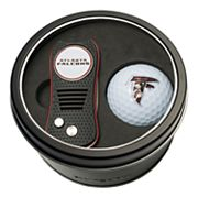Team Golf Atlanta Falcons Switchfix Divot Tool & Golf Ball Set