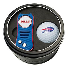 Team Golf Buffalo Bills Switchfix Divot Tool & Golf Ball Set