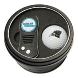 Team Golf Carolina Panthers Switchfix Divot Tool & Golf Ball Set
