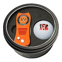 Team Golf Cincinnati Bengals Switchfix Divot Tool & Golf Ball Set