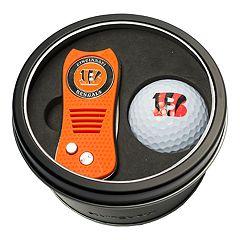 Team Golf Cincinnati Bengals Switchfix Divot Tool & Golf Ball Set