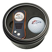 Team Golf Denver Broncos Switchfix Divot Tool & Golf Ball Set