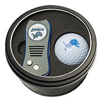 Team Golf Detroit Lions Switchfix Divot Tool & Golf Ball Set