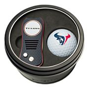 Team Golf Houston Texans Switchfix Divot Tool & Golf Ball Set