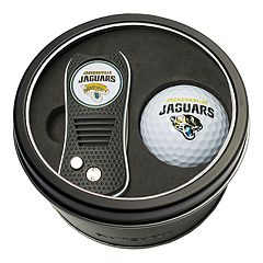 Team Golf Jacksonville Jaguars Switchfix Divot Tool & Golf Ball Set