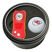 Team Golf Kansas City Chiefs Switchfix Divot Tool & Golf Ball Set