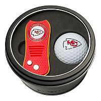 Team Golf Kansas City Chiefs Switchfix Divot Tool & Golf Ball Set